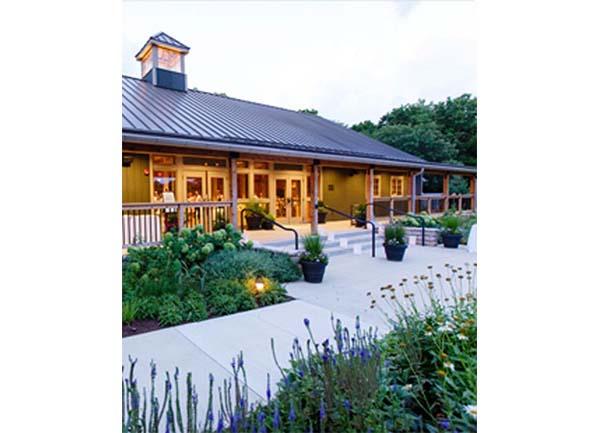 Franklin Park Conservatory Wells Barn