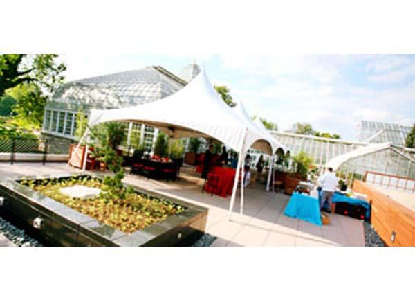 Franklin Park Conservatory atrium