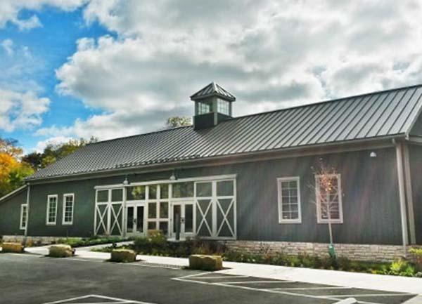 Franklin Park Conservatory Barn