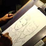 VIDEO: Wedding Caricature Artist – Great Idea!