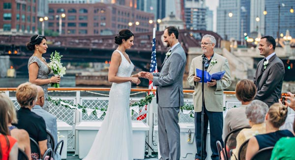 Chicago's First Lady Wedding 4
