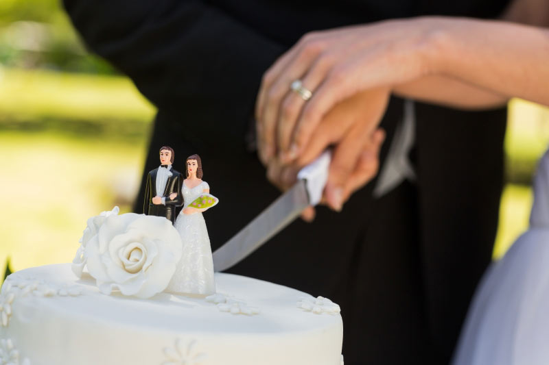 Cake Cutting Ritual Explained