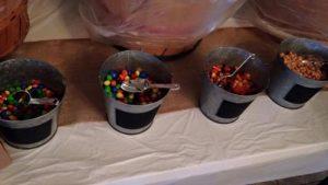 Popcorn Bar Candy