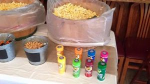 Popcorn Bar Seasonings