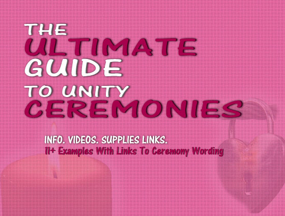 Ultimate Guide to Unity Ceremonies
